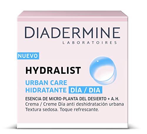 Diadermine - Hydralist Crema Hidratante Día - Textura