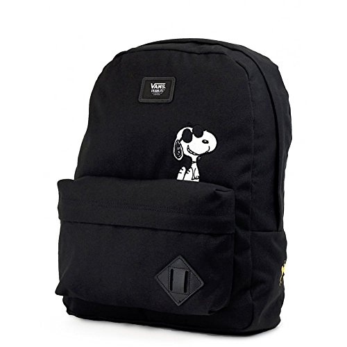 Imagen de vans old skool ii backpack  tipo casual, 42 cm, 22 liters, negro peanuts  alternativa