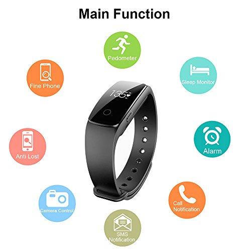 Zoom IMG-1 willful fitness tracker orologio braccialetto