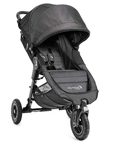 Baby Jogger City Mini GT - Silla de paseo, Negro/Denim