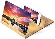 Ferdous Mobile Phone Screen Magnifier, 3D Hd Movie Mobile Phone Screen Amplifier,12 Inches Screen Magnifier Sm