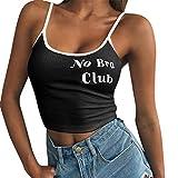KPILP Femme T-Shirts et Tops de Sport Printemps et été 2019 Confortable Cotton Solide Polyester T-Shirt à Manches Courtes à Manches Courtes(Noir,FR-38/CN-M)