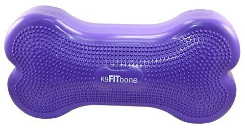 Ball Dynamics FPKBONE Purple K9 Fitbone, Balance-Trainingsgerät, lila
