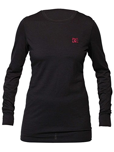 Chaussures Femmes Dc Chaussures Comfy - Thermal Riding Top - Femmes - Xs - Black Black Xs