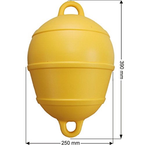 Boye birnenförmig 250 mm Durchmesser 16388