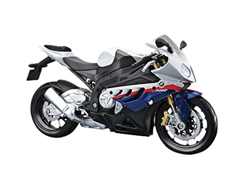 Tobar 1 : 12 Échelle MC BMW S1000rr Diecast Bike Kit