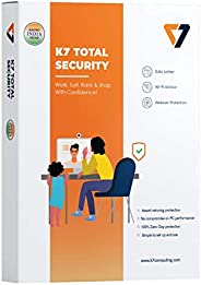 K7 Total Security - 1 PC, 1 Year (CD)