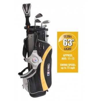 us-kids-golf-ultralight-starter-set-ul-63-rh-fur-grosse-158-165-cm