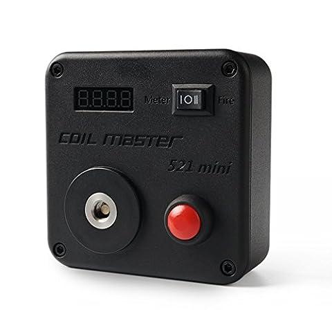 Coil Master 521 Original authentique Mini onglet Ohm mètre multifonctionnel