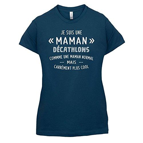 Apelle Moi Madame Cruise - Femme T-Shirt - 14 couleur Bleu Marine