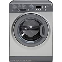 Hotpoint WMXTF 742G 1400 Spin 7kg Load Washing Machine (Graphite)