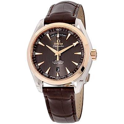 Omega Seamaster Aqua Terra Automatic Movement Grey Dial Men's Watch 231.23.42.22.06.001