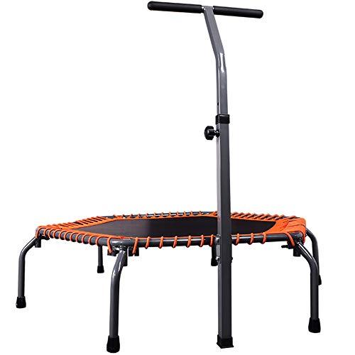 Sit-up board Trampolino Pieghevole per Adulti e Bambini, per Uso Interno della Famiglia