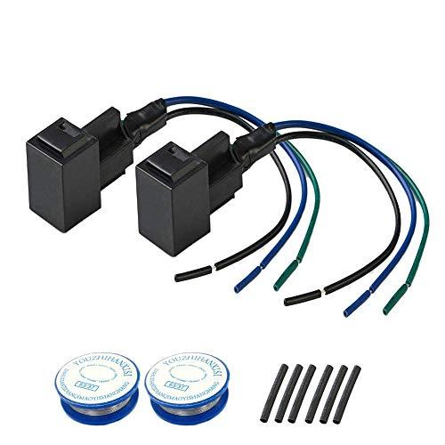 Kit di collegamento per cablaggio e ricevitore, per freno di stazionamento Pioneer AVH AVH-X1500DVD AVH-P3200BT AVH-P5200DVD AVH-X2600BT AVH-P4200DVD AVH-X3500BHS AVH-X2500BT.