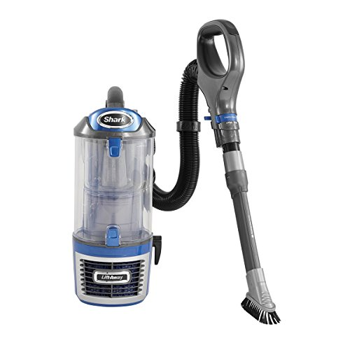 Shark NV601UK Lift-Away Vacuum Cleaner, Blue