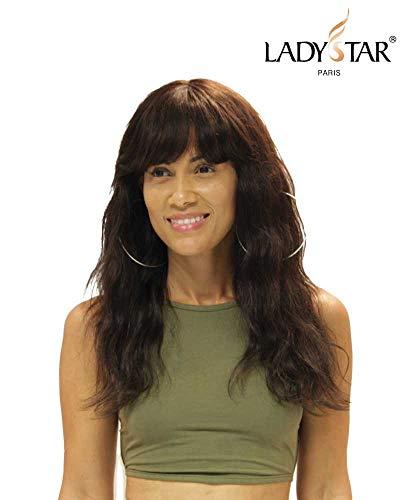 Perruque ALISA Cheveux Longs 100% naturels - Longueur 16'
