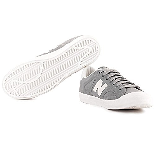 New Balance Classics Men's Pro Court Grey Sneaker 5 D (M) Grey