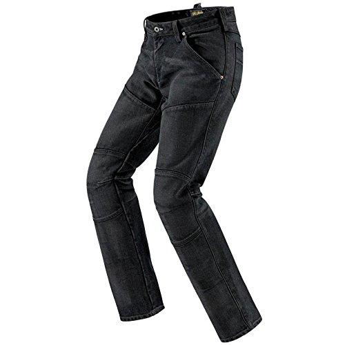 Spidi Motorrad Textile Hose Cruel Jeans Pant, Blau (Super Stone Wash), 36