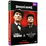 Sherlock Holmes: A Study in Scarlet and Boscombe Valley Mystery