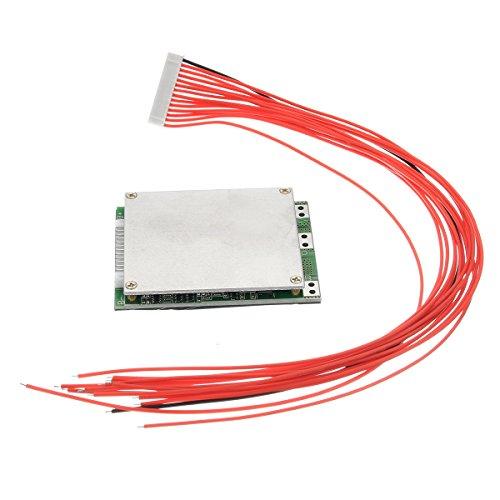 Viviance 13S 35A 48V Li-Ion Scheda di Protezione della Batteria BMS PCB con Equilibrio per Scooter E-Bik
