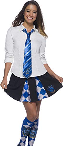 Harry Potter Adult Costume Neck Tie, Ravenclaw, One ()