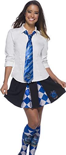 Harry Kostüm Potter Wizard - Harry Potter Adult Costume Neck Tie, Ravenclaw, One Size