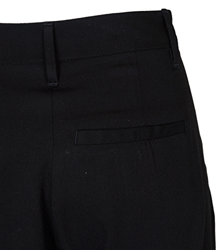 5 UNITS Damen Shorts Vilma aus Viskose in Schwarz 390 black
