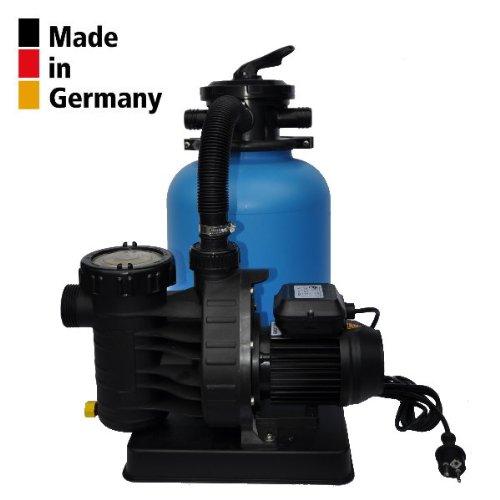 Sandfilterpumpe -  Sandfilter - PoolsBest 300mm