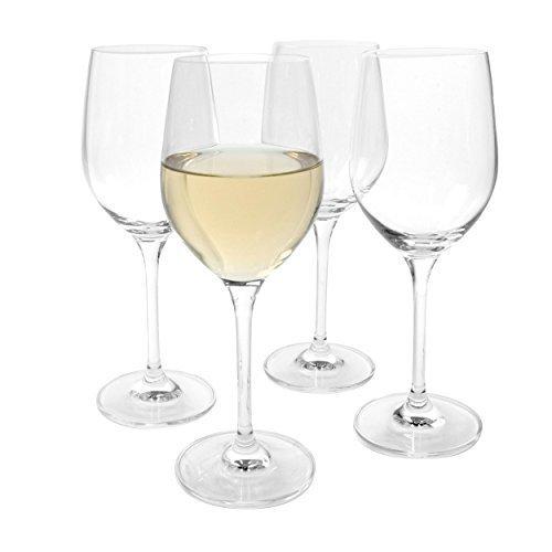 Artland Inc. Veritas Chardonnay Wine Glasses- Set of 4 by Artland