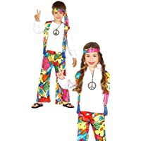 3dd4ab77a798 Bambino Bambina Brillante Anni 60 Anni  70 Hippie Hippy Woodstock Pace Love  Anni  60