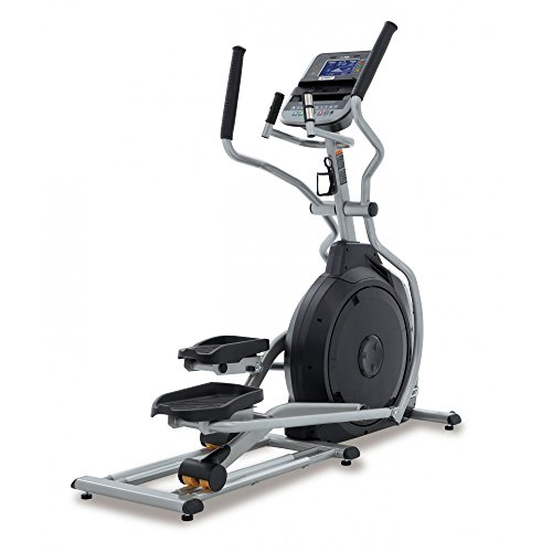 Spirit Elliptical XE 795 - Ellipsentrainer, Cross Trainer mit Hand-Puls-Sensoren, Ergometer, Cardio Fitness