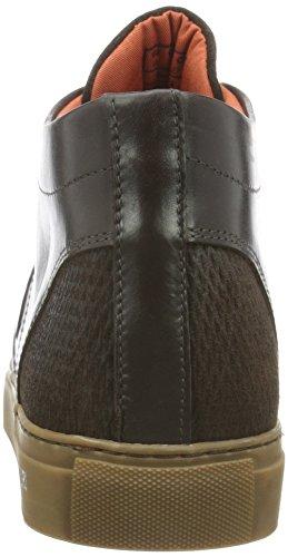 NAPAPIJRI FOOTWEAR Herren bever High-Top Braun (Dark brown N46)