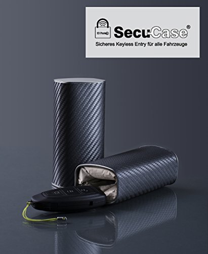 Preisvergleich Produktbild Autoschlüsselbox SECU-Case plus Schlüsselgarage Schutzhülle