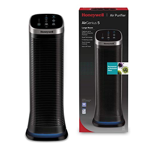 Purificador de aire Honeywell AirGenius 5 HFD323E