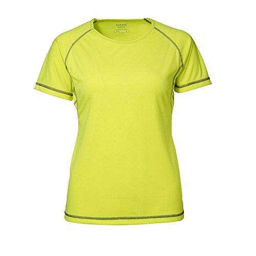 Damen Game Active T-Shirt cyan