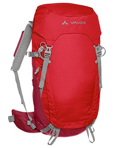VAUDE Women's Prokyon 28 - Macuto de senderismo color red, talla 28L