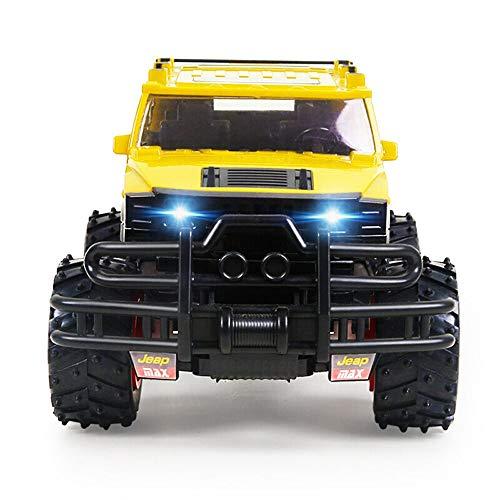 Poooc CR Elektro Racing RC Buggy Truck Crawler Spielzeug für Erwachsene und Kinder Big Car Remote Control - 2,4 GHz Geländewagen Crawler, High Speed   Fast Toy, 2WD Monster Climber mit Jungen Mädchen (Car Bmw Remote-control)