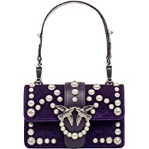 Amazon.it  borse pinko bag - Viola e186f051b8f