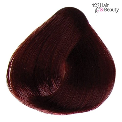 Verbesserung Der Lippenfarbe (Ion Permanent Hair Colour 100ml - 6.64 Dark Red Copper Blonde 100ml)