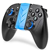 BEBONCOOL Controller for Nintendo Switch, Game Controller for 6-Axis Somatosensory Nintendo Switch, Wireless Gamepad for Android Smartphones/Tables/PC/Emulator/Oculus Gear VR