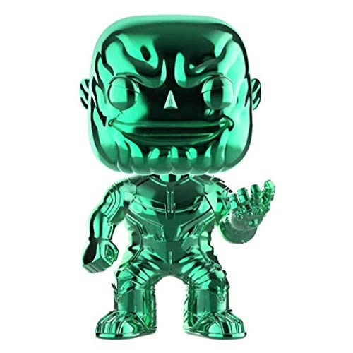 Marvel Funko Pop Avengers Infinity War - Thanos (Chrome - Green)