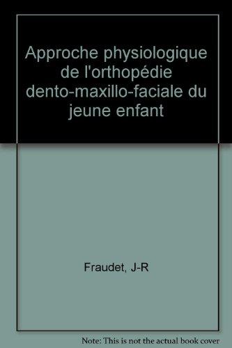 Orthopédie dento-maxillo faciale du jeune enfant