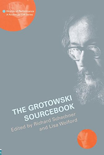 The Grotowski Sourcebook (Worlds of Performance) (English Edition)