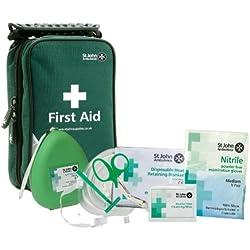 St John Ambulance Kit pour défibrillateur