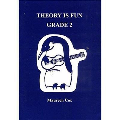 [ THEORY IS FUN GRADE 2 ] By Cox, Maureen ( AUTHOR ) Mar-1994[ Hardback ]
