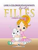 Best Livres à colorier pour les filles - Livre à Colorier Pour Enfants Sur Les Filles Review