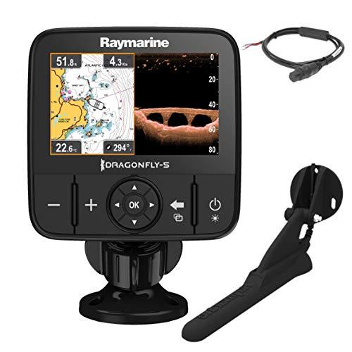 Raymarine Dragonfly 5PRO Sonda Pesca GPS CHIRP DownVision