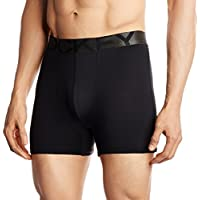 Jockey Men's Tactal Trunks (8901326106877_IC28_M_Black)