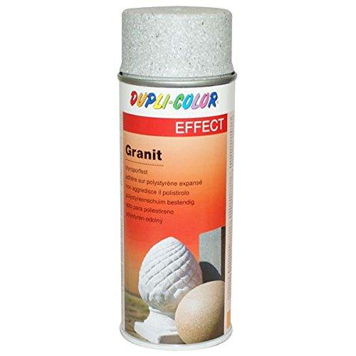 DUPLI-COLOR, Vernice spray effetto granito, 400 ml, Grigio (grau) - (Granito Vernice)