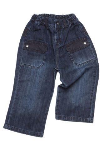Enrico Coveri Jeans FUN, bambini, Colore: Blu Scuro, Taglia: 86